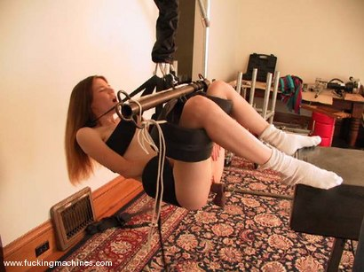 Photo number 1 from Ashley shot for Fucking Machines on Kink.com. Featuring Ashley in hardcore BDSM & Fetish porn.