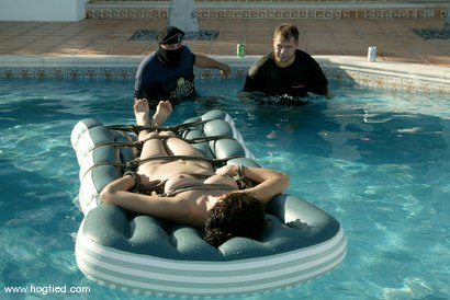 Photo number 12 from CABO, the Return. Part 9 shot for hogtied on Kink.com. Featuring Jenni Lee, Dee Williams, Princess Donna Dolore, Jenya and Sgt. Major in hardcore BDSM & Fetish porn.