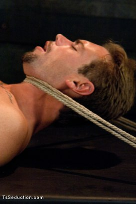 Photo number 4 from Five cum loads: Milked and Fucked By Ts Jesse shot for TS Seduction on Kink.com. Featuring John Jammen and Jesse in hardcore BDSM & Fetish porn.