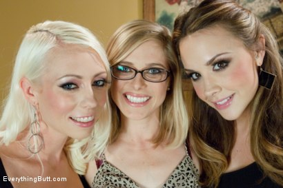 Photo number 15 from The Bottom Feeder: Chanel, Penny and Lorelei shot for Everything Butt on Kink.com. Featuring Chanel Preston, Penny Pax and Lorelei Lee in hardcore BDSM & Fetish porn.
