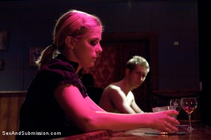 Photo number 3 from The Haunting shot for Sex And Submission on Kink.com. Featuring Danny Wylde and Penny Pax in hardcore BDSM & Fetish porn.