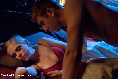 Photo number 4 from The Haunting shot for Sex And Submission on Kink.com. Featuring Danny Wylde and Penny Pax in hardcore BDSM & Fetish porn.