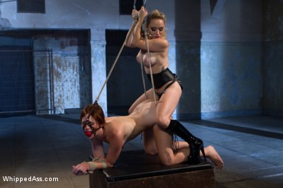 Photo number 10 from Built For Punishment shot for Whipped Ass on Kink.com. Featuring Aiden Starr and Jodi Taylor in hardcore BDSM & Fetish porn.