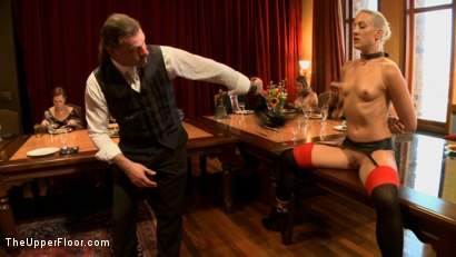 Photo number 15 from Stefanos' Brunch shot for The Upper Floor on Kink.com. Featuring Dylan Ryan and Beretta James in hardcore BDSM & Fetish porn.