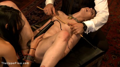 Photo number 8 from Slave Petition: Katharine Cane shot for The Upper Floor on Kink.com. Featuring Lyla Storm, Katharine Cane, Odile, Mickey Mod and Maestro Stefanos in hardcore BDSM & Fetish porn.