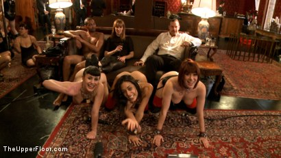 Photo number 13 from Slave Petition: Katharine Cane shot for The Upper Floor on Kink.com. Featuring Lyla Storm, Katharine Cane, Odile, Mickey Mod and Maestro Stefanos in hardcore BDSM & Fetish porn.