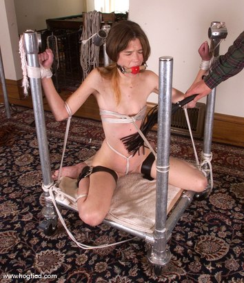 Photo number 11 from Ashley shot for Hogtied on Kink.com. Featuring Ashley in hardcore BDSM & Fetish porn.