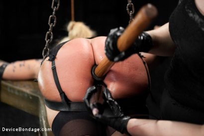 Photo number 11 from Katie Summers Is So Fucked shot for Device Bondage on Kink.com. Featuring Katie Summers in hardcore BDSM & Fetish porn.
