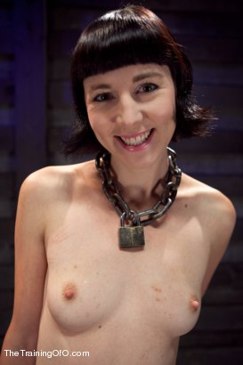 Photo number 15 from Training Coral Aorta, Day Four shot for The Training Of O on Kink.com. Featuring Coral Aorta and Derrick Pierce in hardcore BDSM & Fetish porn.