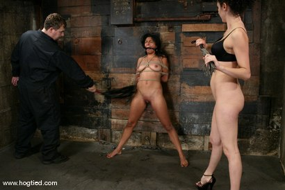 Photo number 12 from Sophia and Princess Donna Dolore shot for Hogtied on Kink.com. Featuring Sophia and Princess Donna Dolore in hardcore BDSM & Fetish porn.