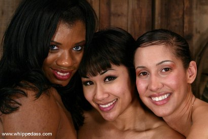 Photo number 15 from Isis Love, DragonLily and Sydnee Capri shot for Whipped Ass on Kink.com. Featuring DragonLily, Sydnee Capri and Isis Love in hardcore BDSM & Fetish porn.