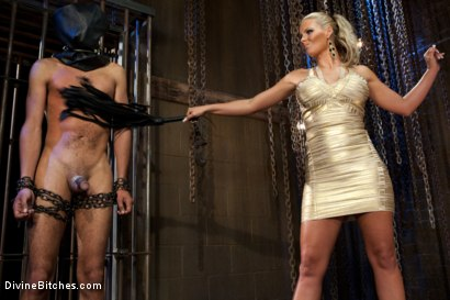 Photo number 3 from Phoenix Marie's Plaything shot for Divine Bitches on Kink.com. Featuring Phoenix Marie and Mickey Mod in hardcore BDSM & Fetish porn.