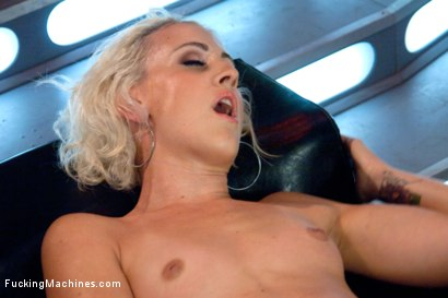 Photo number 3 from Squirt Alert: So MUCH Girl Cum  shot for Fucking Machines on Kink.com. Featuring Dylan Ryan in hardcore BDSM & Fetish porn.