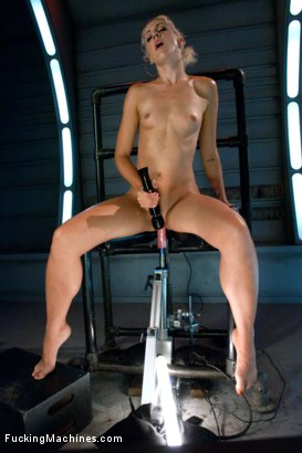 Photo number 1 from Squirt-O-Vision: She cums on the Lens so Much You will Get Wet shot for Fucking Machines on Kink.com. Featuring Dylan Ryan in hardcore BDSM & Fetish porn.