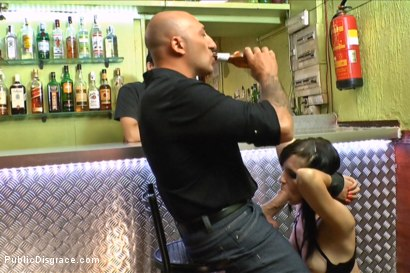 Photo number 12 from Mi Amore! PD goes to Madrid shot for Public Disgrace on Kink.com. Featuring Omar Galanti and Carol Vega in hardcore BDSM & Fetish porn.