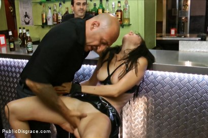 Photo number 13 from Mi Amore! PD goes to Madrid shot for Public Disgrace on Kink.com. Featuring Omar Galanti and Carol Vega in hardcore BDSM & Fetish porn.