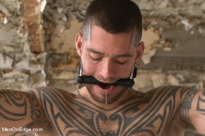 Photo number 12 from The One and Only Logan McCree shot for Men On Edge on Kink.com. Featuring Logan McCree in hardcore BDSM & Fetish porn.