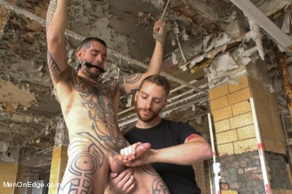 Photo number 3 from The One and Only Logan McCree shot for Men On Edge on Kink.com. Featuring Logan McCree in hardcore BDSM & Fetish porn.