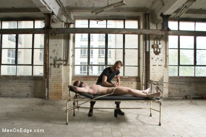 Photo number 11 from Hot German Meat shot for Men On Edge on Kink.com. Featuring Marco Schwarz in hardcore BDSM & Fetish porn.