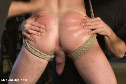 Photo number 8 from Hot German Meat shot for Men On Edge on Kink.com. Featuring Marco Schwarz in hardcore BDSM & Fetish porn.