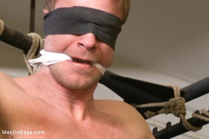 Photo number 7 from Hot German Meat shot for Men On Edge on Kink.com. Featuring Marco Schwarz in hardcore BDSM & Fetish porn.