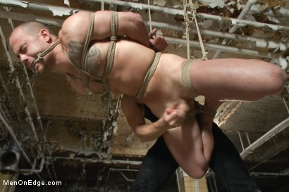 Photo number 10 from Straight German stud gets edged while his girlfriend watches shot for Men On Edge on Kink.com. Featuring Kris Hooliwood in hardcore BDSM & Fetish porn.