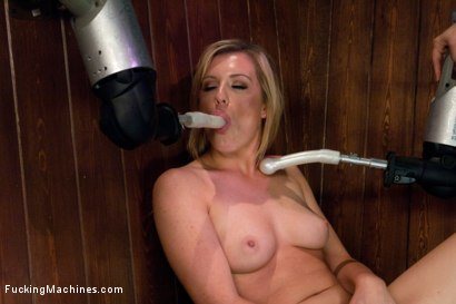 Photo number 3 from DOUBLE UPDATES: The MidWestern Amateur Has Pussy Pulsating Orgasms shot for Fucking Machines on Kink.com. Featuring Jessica Heart in hardcore BDSM & Fetish porn.