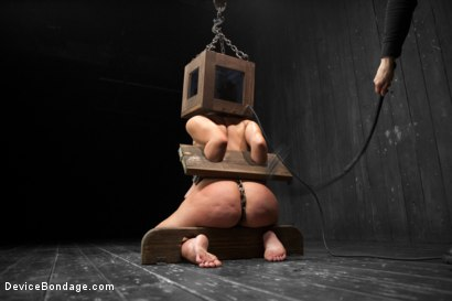 Photo number 12 from Head Case shot for Device Bondage on Kink.com. Featuring Ashli  Orion in hardcore BDSM & Fetish porn.