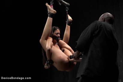 Photo number 16 from Lyla Storm vs Jack Hammer shot for Device Bondage on Kink.com. Featuring Lyla Storm and Jack Hammer in hardcore BDSM & Fetish porn.