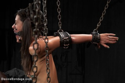 Photo number 22 from Lyla Storm vs Jack Hammer shot for Device Bondage on Kink.com. Featuring Lyla Storm and Jack Hammer in hardcore BDSM & Fetish porn.