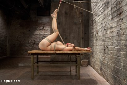 Photo number 11 from Chanel Preston shot for Hogtied on Kink.com. Featuring Chanel Preston in hardcore BDSM & Fetish porn.
