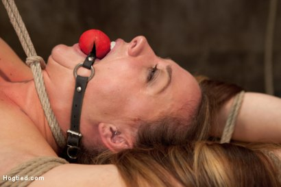 Photo number 13 from Chanel Preston shot for Hogtied on Kink.com. Featuring Chanel Preston in hardcore BDSM & Fetish porn.