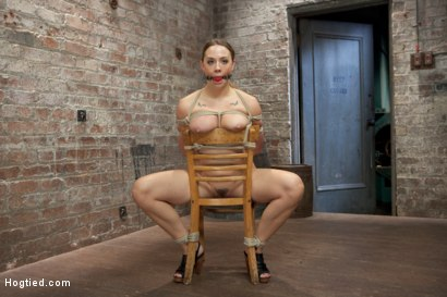 Photo number 4 from Chanel Preston shot for Hogtied on Kink.com. Featuring Chanel Preston in hardcore BDSM & Fetish porn.