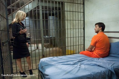 Photo number 1 from  The Role Reversal Game shot for Sex And Submission on Kink.com. Featuring Simone Sonay and Ramon Nomar in hardcore BDSM & Fetish porn.
