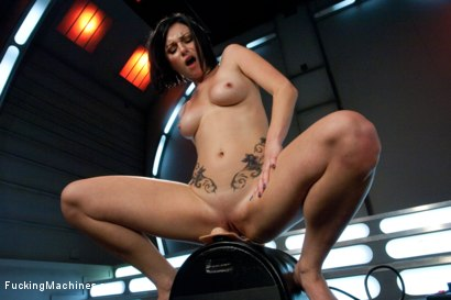 Photo number 13 from Holes of Action: Hot Babe Fucked by Machines Bigger than Her shot for Fucking Machines on Kink.com. Featuring Veruca James in hardcore BDSM & Fetish porn.