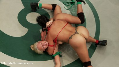 Photo number 1 from August Tag Team Match-Up! shot for Ultimate Surrender on Kink.com. Featuring DragonLily, Mistress Kara, Rain DeGrey, Katie Summers, Izamar Gutierrez, Bryn Blayne and Princess Donna Dolore in hardcore BDSM & Fetish porn.