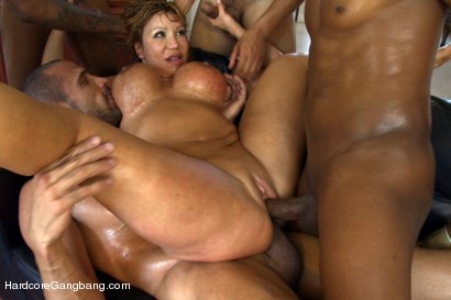 Photo number 9 from Rich MILF Taken Down & Gangbanged by her Daughters Black Thug Friends shot for Hardcore Gangbang on Kink.com. Featuring Ava Devine, Jon Jon, Prince Yahshua, Jack Napier, Karlo Karrera and D Snoop in hardcore BDSM & Fetish porn.