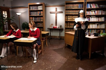 Photo number 5 from Sins Of The Flesh shot for Whipped Ass on Kink.com. Featuring Sarah Shevon, Jodi Taylor and Felony in hardcore BDSM & Fetish porn.
