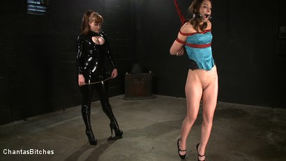 Photo number 1 from Tormented Amber shot for Chantas Bitches on Kink.com. Featuring Amber Rayne and Julie Simone in hardcore BDSM & Fetish porn.