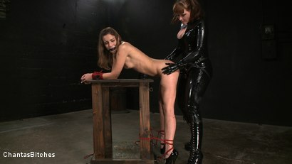 Photo number 7 from Tormented Amber shot for Chantas Bitches on Kink.com. Featuring Amber Rayne and Julie Simone in hardcore BDSM & Fetish porn.