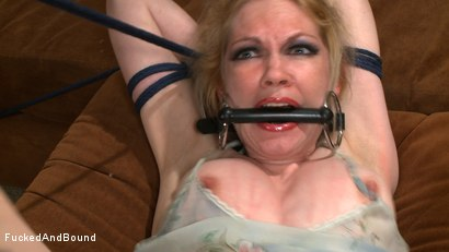 Photo number 9 from Day Dreams shot for Fucked and Bound on Kink.com. Featuring Rain DeGrey and Derrick Pierce in hardcore BDSM & Fetish porn.