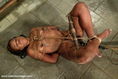 Photo number 9 from Sydnee Capri shot for Water Bondage on Kink.com. Featuring Sydnee Capri in hardcore BDSM & Fetish porn.