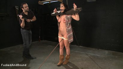 Photo number 1 from Hot and Bothered Beverly shot for  on Kink.com. Featuring Beverly Hills and Sascha in hardcore BDSM & Fetish porn.