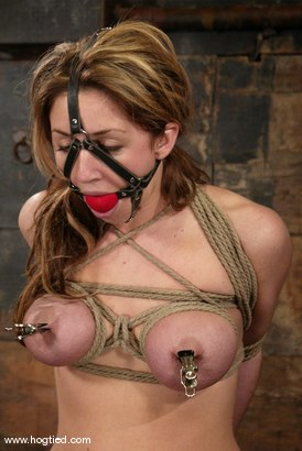 Photo number 7 from Isabella Soprano shot for Hogtied on Kink.com. Featuring Isabella Soprano in hardcore BDSM & Fetish porn.