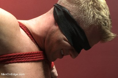 Photo number 6 from Porn Superstar Christopher Daniels -  Bound, Violated and Edged shot for Men On Edge on Kink.com. Featuring Christopher Daniels in hardcore BDSM & Fetish porn.