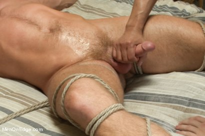 Photo number 14 from Porn Superstar Christopher Daniels -  Bound, Violated and Edged shot for Men On Edge on Kink.com. Featuring Christopher Daniels in hardcore BDSM & Fetish porn.