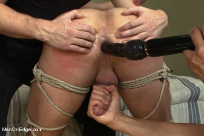 Photo number 11 from Porn Superstar Christopher Daniels -  Bound, Violated and Edged shot for Men On Edge on Kink.com. Featuring Christopher Daniels in hardcore BDSM & Fetish porn.