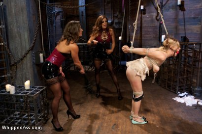 Photo number 3 from Welcome back Penny Pax! shot for Whipped Ass on Kink.com. Featuring Ariel X, Francesca Le  and Penny Pax in hardcore BDSM & Fetish porn.