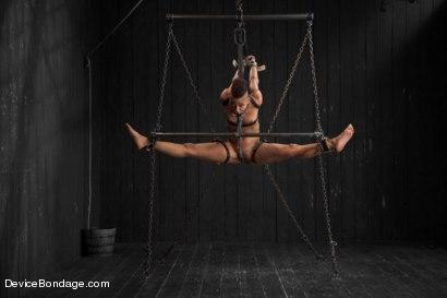 Photo number 14 from Defiled - Nikki Darling shot for Device Bondage on Kink.com. Featuring Nikki Darling in hardcore BDSM & Fetish porn.