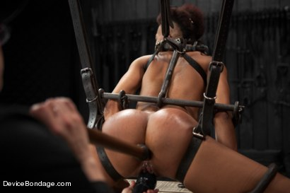 Photo number 6 from Defiled - Nikki Darling shot for Device Bondage on Kink.com. Featuring Nikki Darling in hardcore BDSM & Fetish porn.